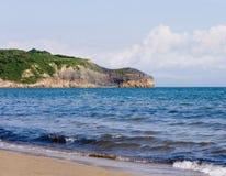wybrzeże morza Japan Fotografia Stock
