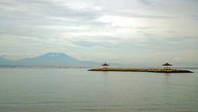 Wybrzeże wyspa Bali Indonezja Obraz Stock