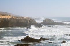 wybrzeża oceanu rafy tajemnicy atlantyku Zdjęcia Royalty Free