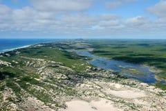 wybrzeża południowej afryce Mozambique tropikalny Obraz Royalty Free