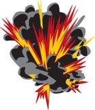 wybuch Obraz Stock
