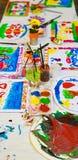 Wybuch colours obraz royalty free