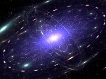 wybuch gwiazdy Zdjęcia Stock