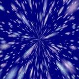 Wybuchu gwiazda wytwarzający tło lub tekstura Fotografia Royalty Free