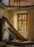 Wyburzający górne piętro Fotografia Stock