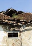 Wyburzający górne piętro Zdjęcie Stock