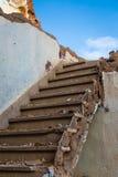 Wyburzający schodki w Marrakech Obrazy Royalty Free