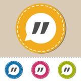 Wycena znak Odizolowywający Na Monotone tle - Kolorowa Wektorowa ikona - Obrazy Royalty Free