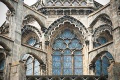 Wycieczek turysycznych Katedry dumni kroki Obrazy Stock