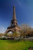 wycieczka eiffel Paryża obraz royalty free