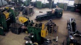 Wycieczka fabryczny żuraw zbiory