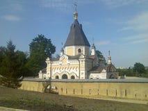 wycieczka Kijów Lavra widok stary kościół zdjęcie stock
