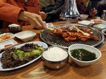 Wycieczka Korea obrazy royalty free