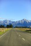 Wycieczka samochodowa w NZ Zdjęcie Stock
