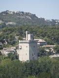 Wycieczka turysyczna bel, Avignon, Francja Obraz Stock