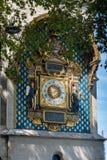 Wycieczka turysyczna De L'horloge Concergerie w Paryż Obrazy Stock