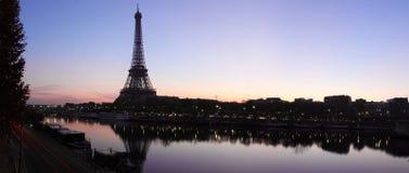 Wycieczka turysyczna Eiffel Zdjęcie Stock