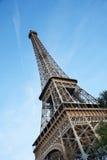 Wycieczka turysyczna Eiffel Obraz Royalty Free
