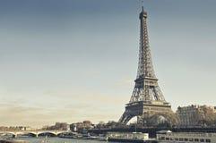 Wycieczka turysyczna Eiffel Obraz Stock