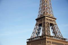 Wycieczka turysyczna Eiffel - szczegół Obrazy Stock