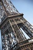 Wycieczka turysyczna Eiffel - szczegół Zdjęcia Stock