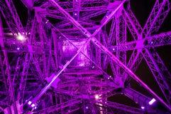 Wycieczka turysyczna Eiffel w Macau Fotografia Royalty Free