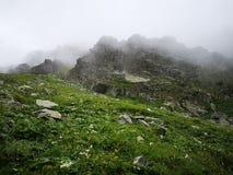 Wycieczka turysyczna Wysoki Tatras zdjęcia stock