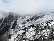 Wycieczka turysyczna Wysoki Tatras fotografia stock