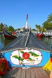 Wycieczka w Aveiro, PORTUGALIA Zdjęcia Stock