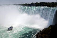 wycieczki do wodospadu Obraz Royalty Free
