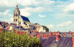Wycieczki turysyczne Kościelne Zdjęcia Royalty Free