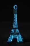 Wycieczki turysycznej Eiffel posążek Obrazy Royalty Free