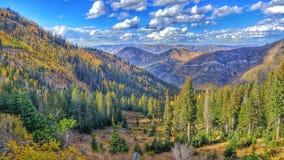 Wycieczkować w Utah zdjęcie stock