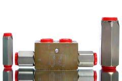 wycinanki hydrauliczne Zdjęcia Stock