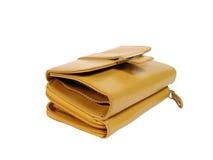 wycinek ścieżki portfel. Obraz Stock