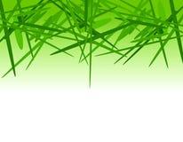 wycinek granic green trawy Obrazy Royalty Free