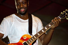 Wyclef Jean Stock Images