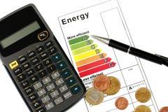 Wydajność energii Zdjęcie Royalty Free