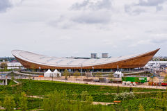 wydarzenia London olimpijski przygotowywają test Obrazy Stock