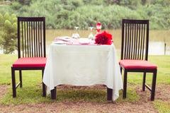 wydarzenia partyjny recepcyjny setu stołu ślub obrazy royalty free