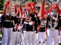 wydarzenia tyrolean ludowy Zdjęcie Stock