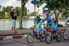 Wydarzenie rower Dla mamy Obraz Stock