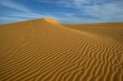 wydmowy piasek obraz stock