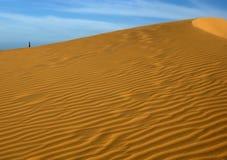 wydmowy piasek zdjęcia stock