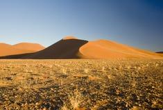 wydmowy piasek Fotografia Stock