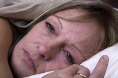 wydostający się łóżkowy cant zdjęcia royalty free