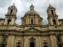 Wygłupy kościół obrazy royalty free