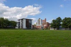 Wyggeston u. College der Königin-Elizabeth I Stockfotos