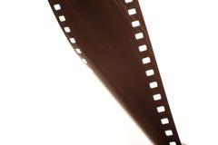 Wyginający się ekranowy pasek Fotografia Stock
