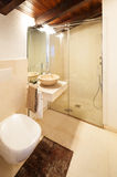 Wygodna łazienka Zdjęcie Royalty Free